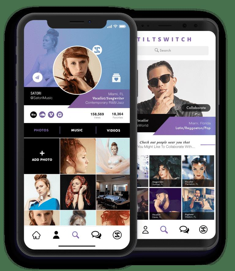 TiltSwitch App
