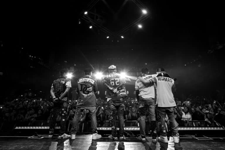 CNCO Last Day of US Tour